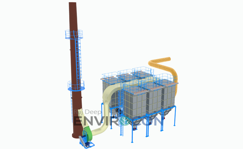 Dust Extraction & Dust Collection System